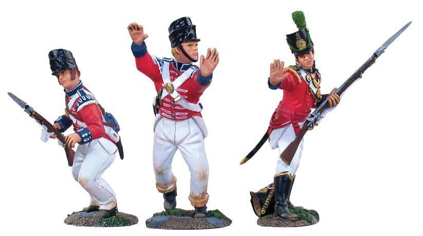 36006 - Fight in the Courtyard - Napoleonic - Retired - W Britain