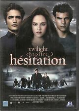 DVD ZONE 2--TWILIGHT CHAPITRE 3 - HESITATION--LAUTNER/STEWART/PATTINSON/SLADE