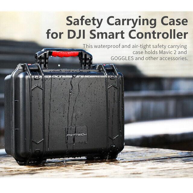 Pgytech seguridad Estuche Para Controlador Inteligente DJI