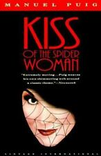 Vintage International: Kiss of the Spider Woman by Manuel Puig (1991, Paperback)