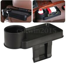 Car Accessories Interior Central Storage Box Organizer Bracket Drink Cup Holder
