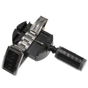 SCHWARZ-Stiftausdruecker-Uhrmacher-Werkzeug-3-Ersatz-Stift-GY