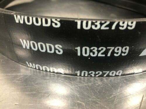 New OEM Woods Belt Part # 1032799 for RD990