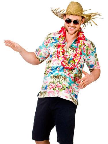 Flowers /& Palm Trees Aloha Sailing In Hawaii Mens Holiday Beach Leisure Shirt