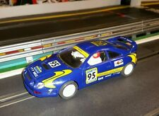 Toyota Celica GT4 #95 Rally Catalunya 1995 Costa Brava Ninco 50118 slot car 1/32
