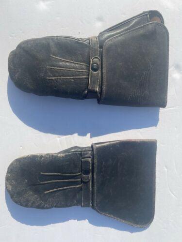 Buco Gauntlet gloves Size Large - image 1