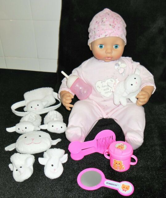 Zapf Creation Baby Annabell Interactive Doll for sale ...