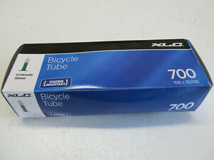 bike Tube Duro 700 x 35c//43c 48mm Thorn Resistant Schrader//Valve.