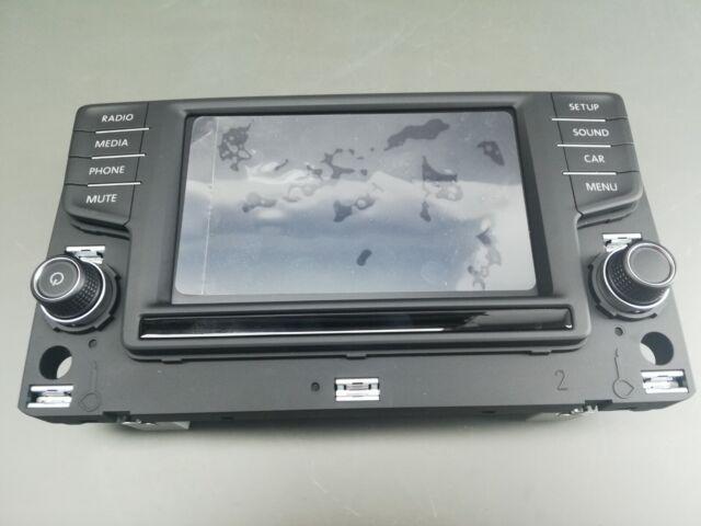 Original VW Passat 3G Control Panel Display Touch 6,5Zoll Colour 3G0919605