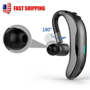 Bluetooth Headset Wireless Earphone For Samsung Galaxy A50 A40 S10e S9 S8 Iphone Ebay