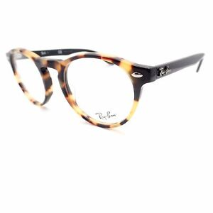 95c2194307 Details about Ray Ban RB 5283 5608 Yellow Havana Eyeglass Frame New 100%  Authentic