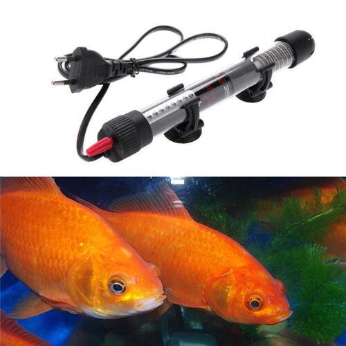 US Submersible Tropical Fish Tank Aquarium Heater Constant Thermostat 25W-300W