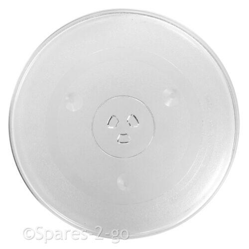 """12,4 /""""pouce de diamètre plateau en verre pour micro-ondes DELONGHI AC925EFY 315 mm"""
