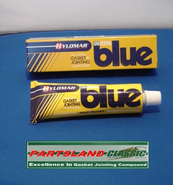Quality Hylomar Universal Blue 100g Non Hard Set Instant Gasket Seal