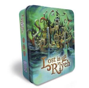 Lost-In-R-039-lyeh-Card-Game-Atlas-Games-makers-of-Gloom-ATG-1370-Cthulhu-Rlyeh