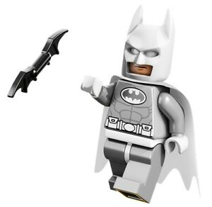 ARTIC BATMAN MINI FIG // MINI FIGURE BATMAN LEGO 76000