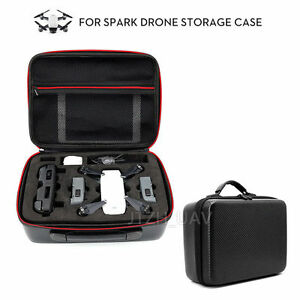 Image Is Loading Spark Carrying Case Bag Waterproof Storage Box For