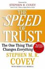 The Speed of Trust by Stephen M. R. Covey (Other book format, 2006)