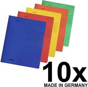 Falken-10er-Pack-Schnellhefter-Pappe-Intensivfarben-DIN-A4-fuer-Buero-und-Schule
