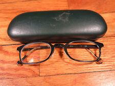 l.a. Eyeworks Vintage Metal Frame Eyeglasses 413 As IS