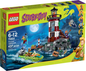 Lego Scooby-Doo Haunted Lighthouse (75903) - Brand New & Sealed