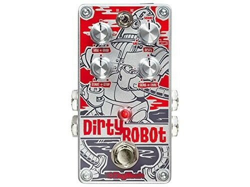 DigiTech Dirty Robot Stereo Mini-Synth Pedal