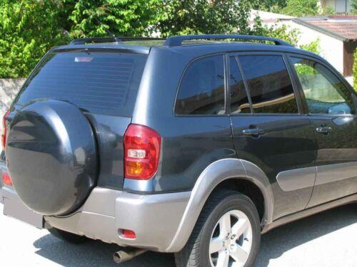 XA2 ´00-´06 Tönungsfolie passgenau Toyota RAV4