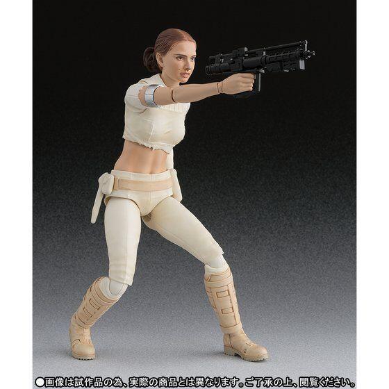 Bandai S.H. Figuarts-Star Wars l'attacco dei cloni: Padme Amidala a tornare il Giappone VER.