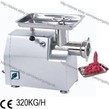 Heavy Duty Electric Auto Home Restaurant Meat Mincing Machine Mincer Grinder Mak