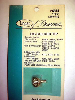 UNGAR 6944 DE-SOLDERING TIPLET NEW U//O 6910 6915 6918