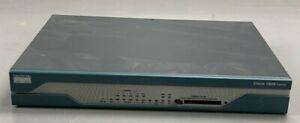 Cisco-1800-Series-CISCO1811-v02-1811-8-Port-10-100-Integrated-Security-Router