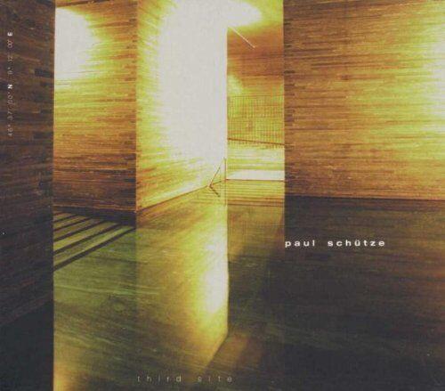 Paul Schütze - Third Site   -CD-  NEU&OVP/SEALED!