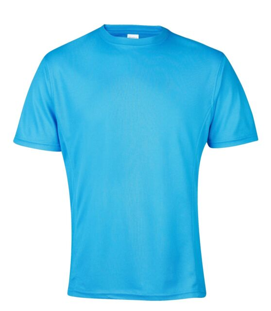 Mens JC011 AWDis Just Cool SuperCool performance T Shirt Sports