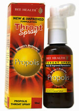 1 x Bottle Bee Health PROPOLIS Throat Spray Liquid 50ml