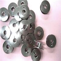 20 Metal Bobbins For Most Pfaff Model Sewing Machines 9033