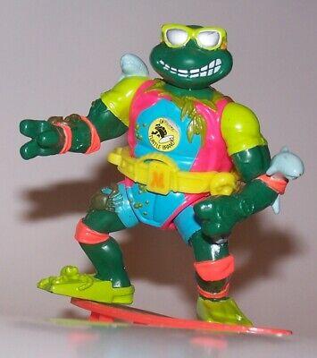 Mike the Sewer Surfer w// Belt Teenage Mutant Ninja Turtles Action Figure 1990