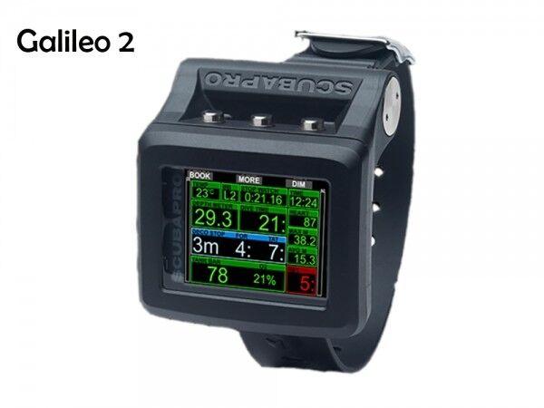 AngebotsKracher - Scubapro Galileo 2 2 2 (G2) - mit Sender ohne Gurt - Tauchcomputer 081bd5