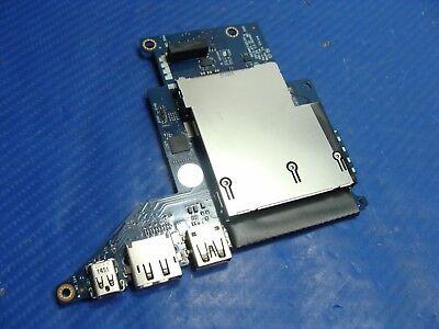 Genuine HP Zbook 15 G2 USB Card Reader Port Board LS-9244P