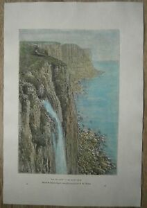 1879-Reclus-print-KILT-ROCK-ISLE-OF-SKYE-INNER-HEBRIDES-SCOTLAND-59