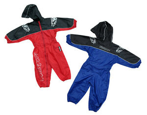 Wulfsport-Wulf-Cub-One-Piece-Waterproof-MX-Motocross-Quad-Kid-Toddler-Rainsuit-T