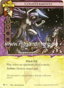 Warhammer Invasion 1x Watchtower  #055