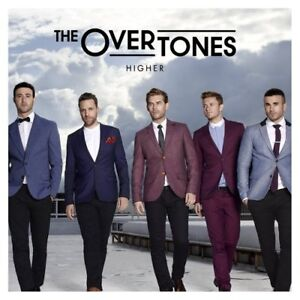 The-Overtones-Higher-CD-2012-NEW-Highly-Rated-eBay-Seller-Great-Prices