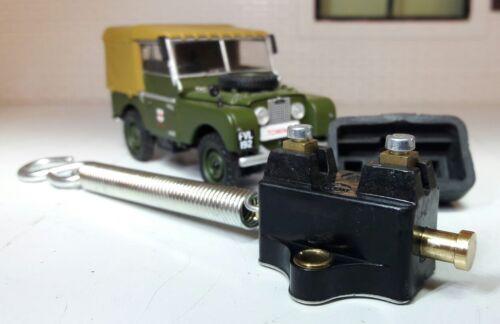 Land Rover Serie 1 Feder Mechanisch Bremslichtschalter 1948-58 07160