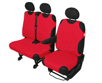 Kunstleder Sitzbezüge  RENAULT  MASCOT   Sitzbezug  1+2 Schonbezüge Schonbezug
