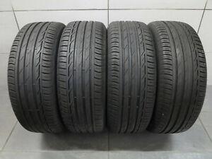 4x-Pneus-D-039-ete-Bridgestone-Turanza-t001-205-55-r16-91q-Dot-3417-6-8-mm