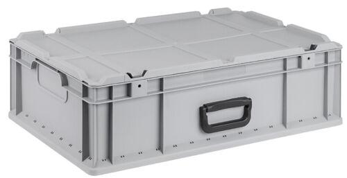 allit Aufbewahrungsbox ProfiPlus EuroCarry 617 grau
