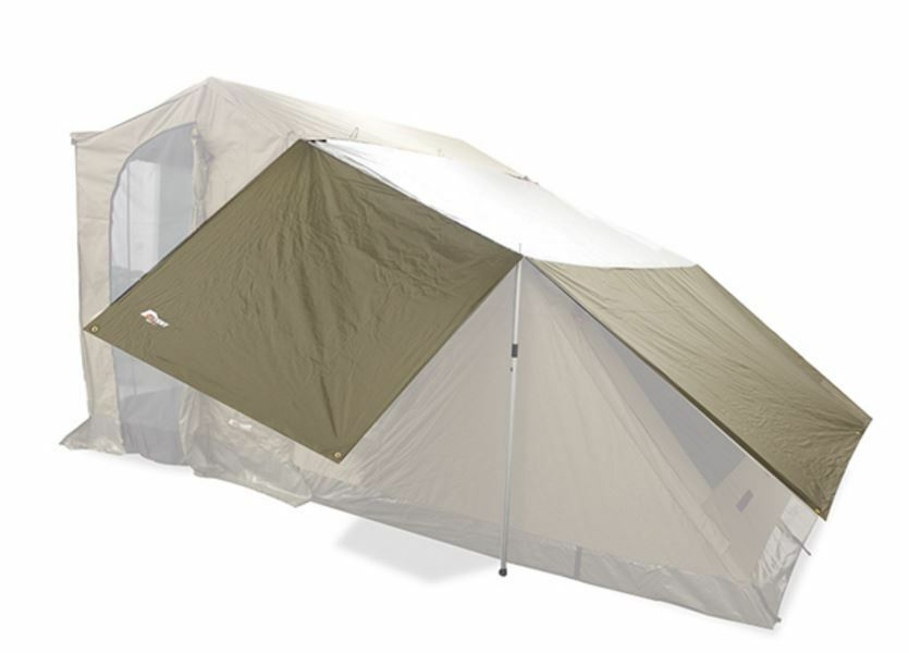 NEW OZTENT RV FLY RIPSTOP POLYCOTTON CANVAS TENT ProssoECTION EXTRA COVER CAMP RV2