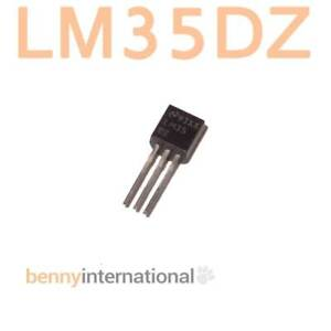 LM35DZ-TEMPERATURE-SENSOR-LM35-IC-TO92-Arduino-AUS-STOCK