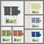 BLACKOUT MICROFIBER WINDOW VALANCE ROD POCKET LINED MODERN DECOR DESIGN RS5