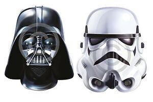 Darth-Vader-o-Stormtrooper-Tarjeta-Mascara-Disfraz-de-epoca-Accesorio